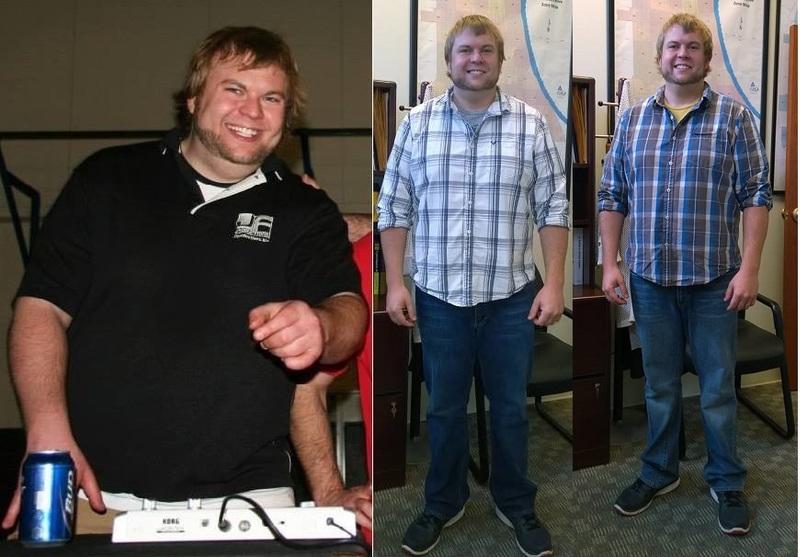 6 foot Male 20 lbs Fat Loss 260 lbs to 240 lbs