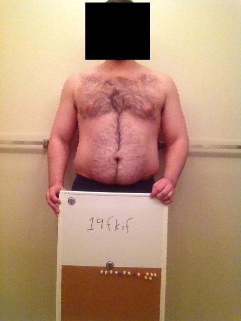 4 Photos of a 6 feet 1 255 lbs Male Weight Snapshot