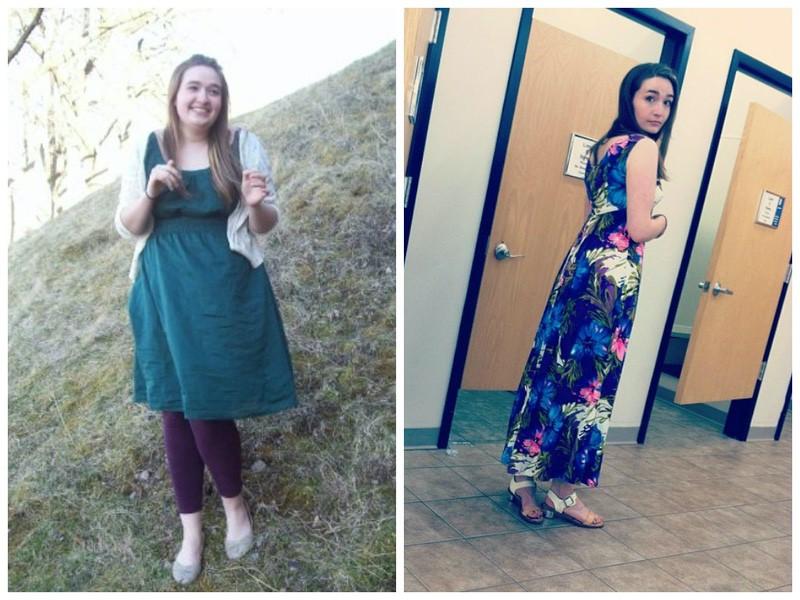 Progress Pics of 70 lbs Fat Loss 5'8 Female 209 lbs to 139 lbs