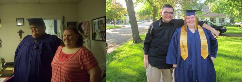 Progress Pics of 303 lbs Fat Loss 6 feet 1 Male 660 lbs to 357 lbs