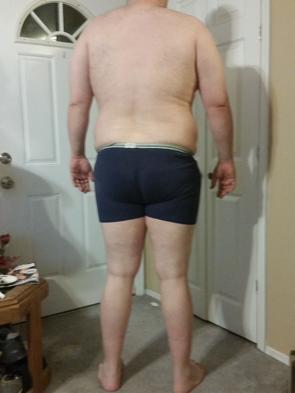 3 Pics of a 6 foot 3 311 lbs Male Fitness Inspo