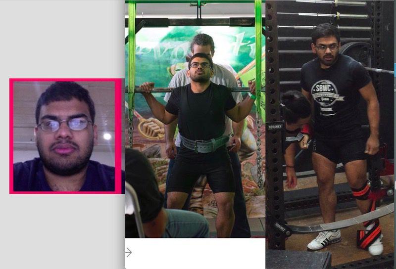 95 lbs Fat Loss 5'3 Male 240 lbs to 145 lbs