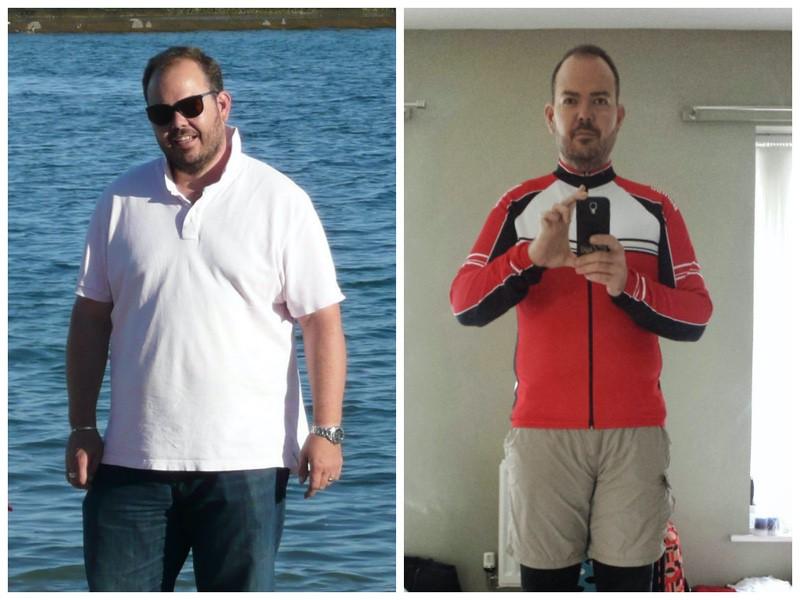 6'3 Male 61 lbs Weight Loss 306 lbs to 245 lbs