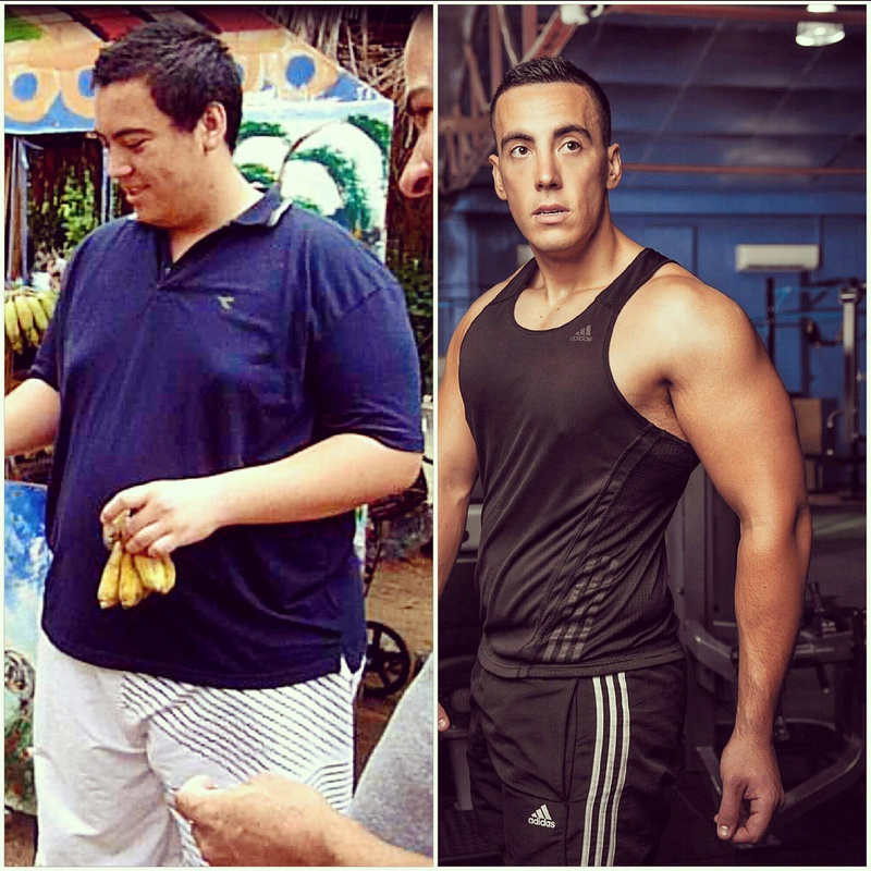 6 foot Male Progress Pics of 114 lbs Fat Loss 341 lbs to 227 lbs