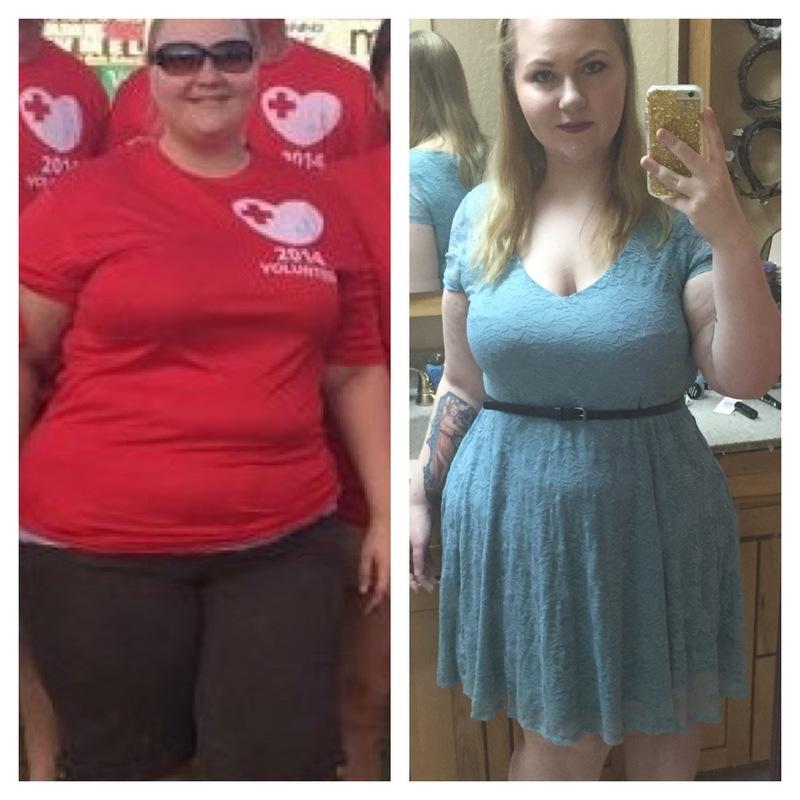 Progress Pics of 60 lbs Fat Loss 5 foot 6 Female 285 lbs to 225 lbs