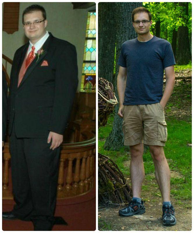 6 feet 8 Male Progress Pics of 115 lbs Fat Loss 340 lbs to 225 lbs