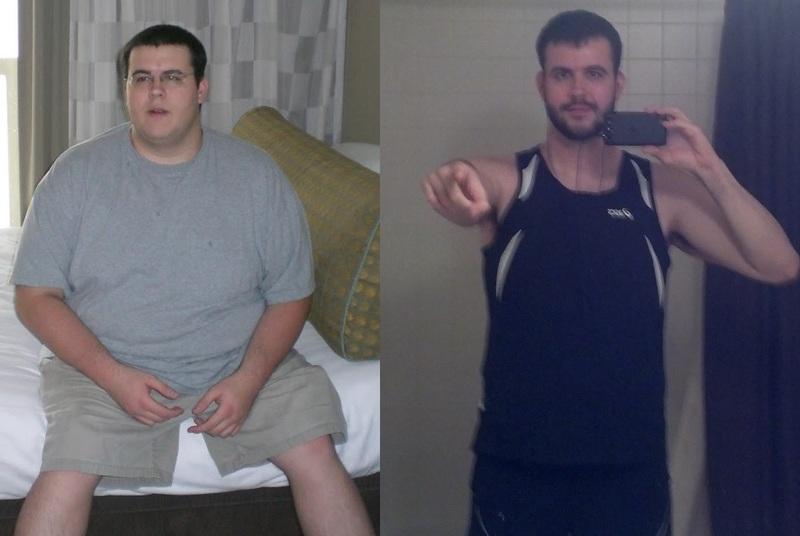 6 foot Male Progress Pics of 120 lbs Weight Loss 325 lbs to 205 lbs