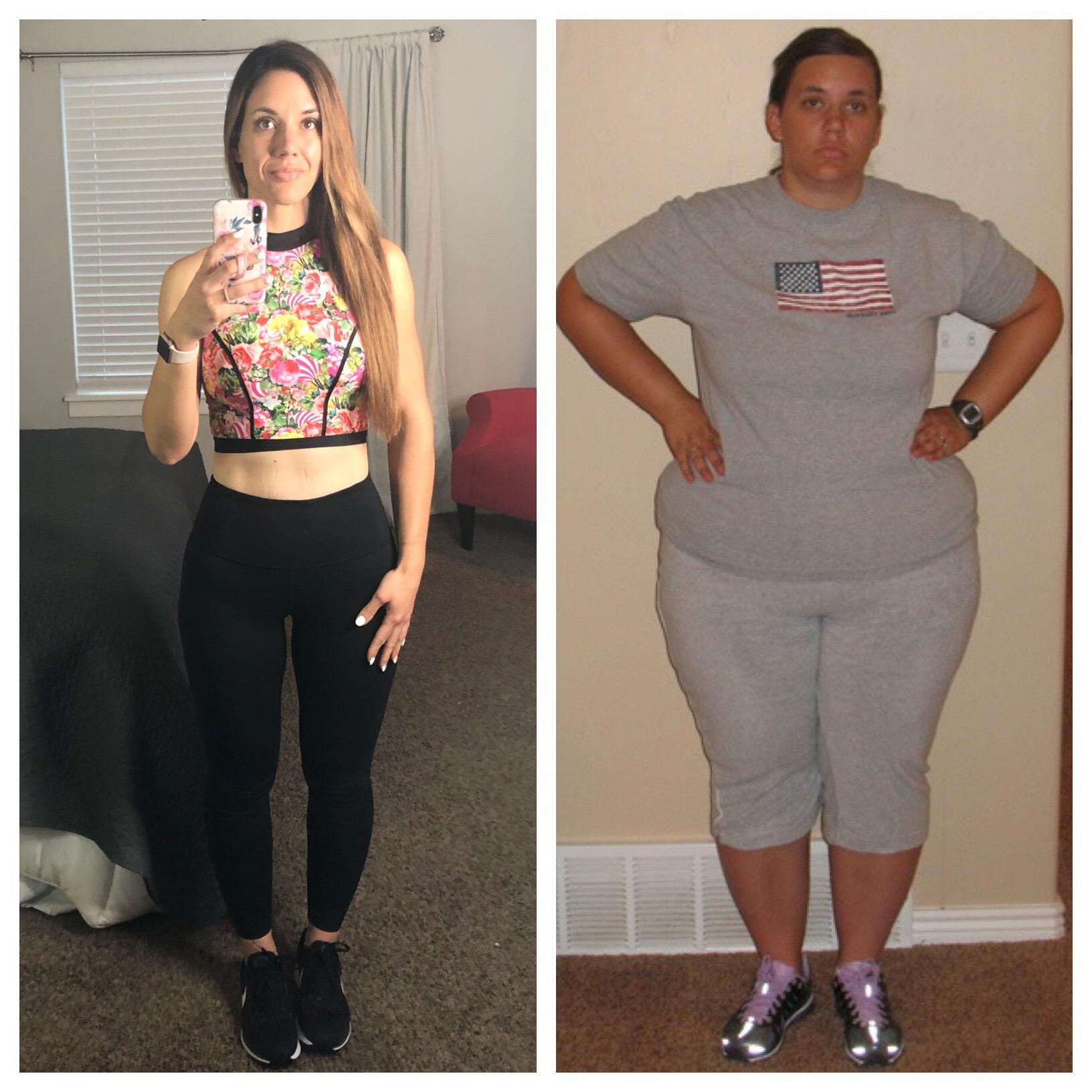 5 feet 7 Female 142 lbs Fat Loss 294 lbs to 152 lbs