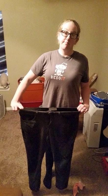 5'9 Female 110 lbs Fat Loss 290 lbs to 180 lbs