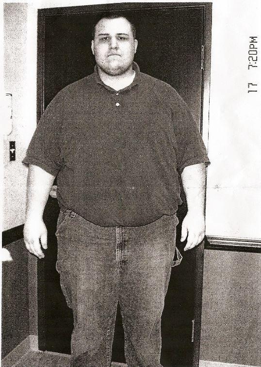 6'3 Male 200 lbs Fat Loss 450 lbs to 250 lbs