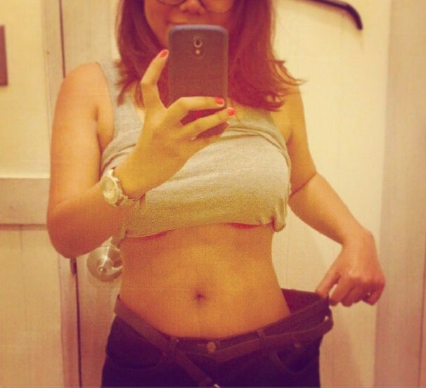 20 lbs Fat Loss 5 foot 4 Female 155 lbs to 135 lbs