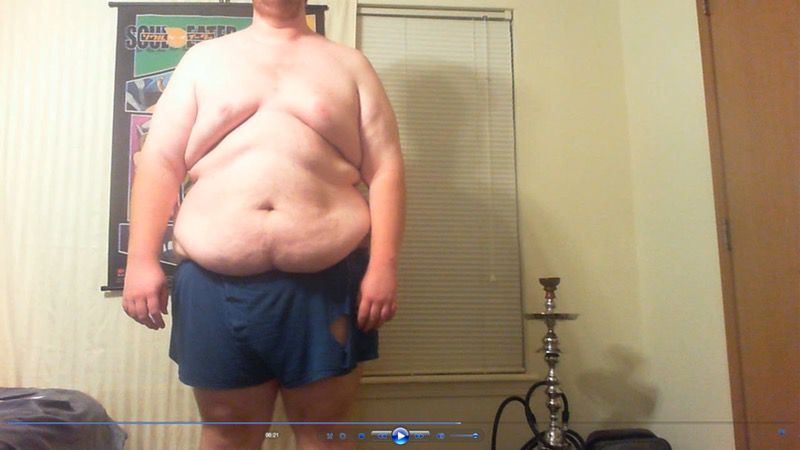 What Does A 440 Pound Male Look Like