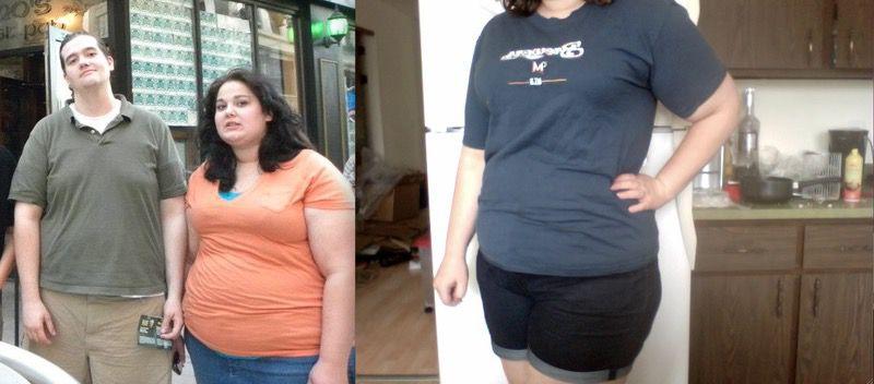 47 lbs Fat Loss 5'11 Female 323 lbs to 276 lbs