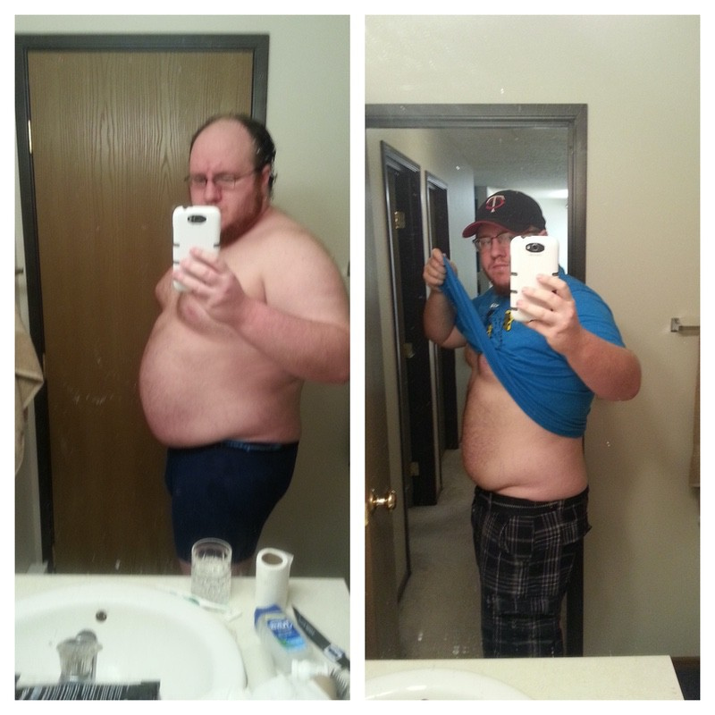5 feet 11 Male Progress Pics of 35 lbs Weight Loss 310 lbs to 275 lbs
