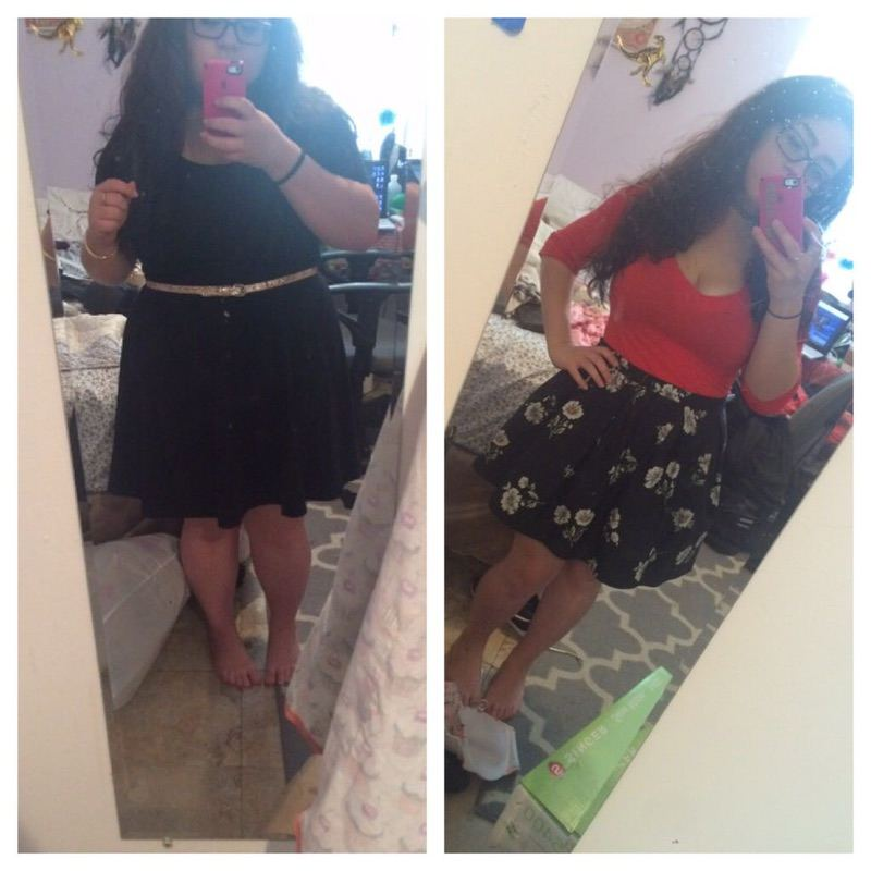 90 lbs Weight Loss Before and After 4 feet 11 Female 220 lbs to 130 lbs