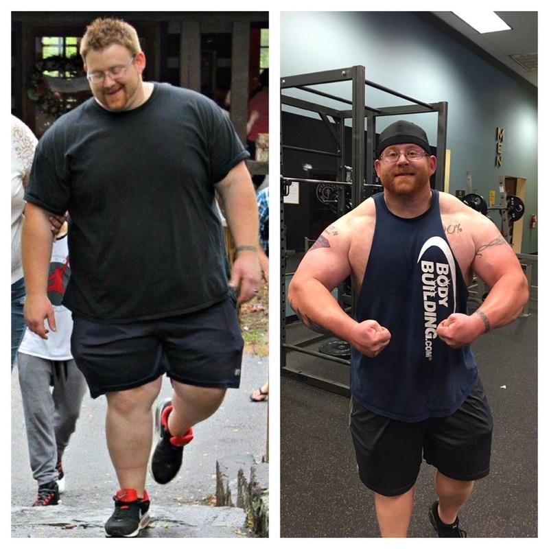 6 foot Male 99 lbs Fat Loss 417 lbs to 318 lbs