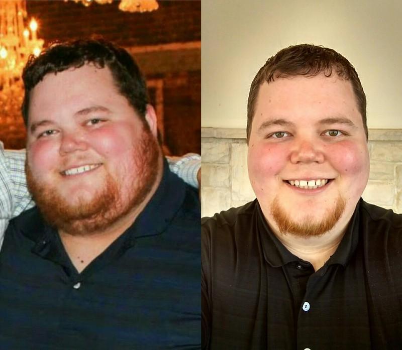 71 lbs Fat Loss 5 foot 9 Male 413 lbs to 342 lbs