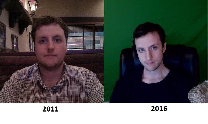 Progress Pics of 135 lbs Weight Loss 6 foot 3 Male 335 lbs to 200 lbs