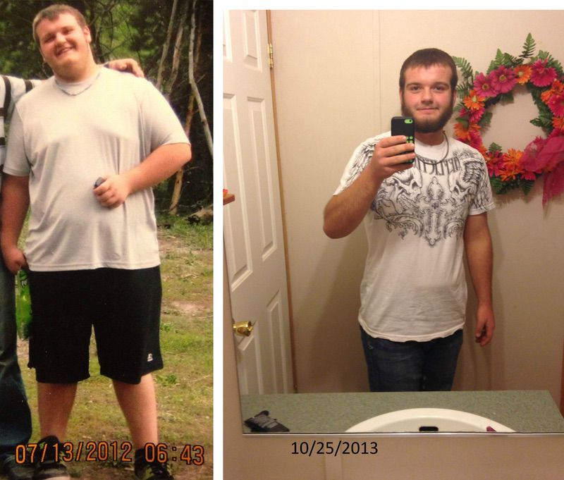 5'11 Male 110 lbs Weight Loss 305 lbs to 195 lbs