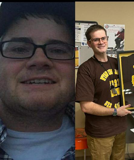 164 lbs Weight Loss 6 foot Male 333 lbs to 169 lbs