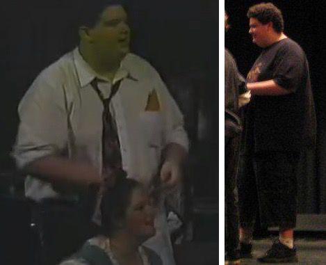 Progress Pics of 210 lbs Weight Loss 6 feet 2 Male 375 lbs to 165 lbs