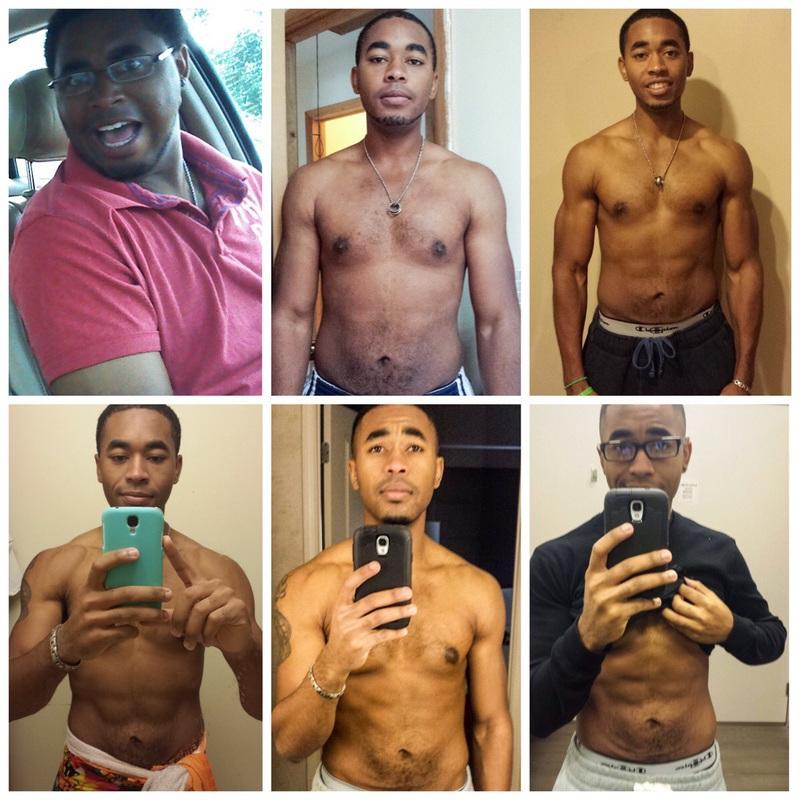 Progress Pics of 84 lbs Weight Loss 5 feet 8 Male 247 lbs to 163 lbs