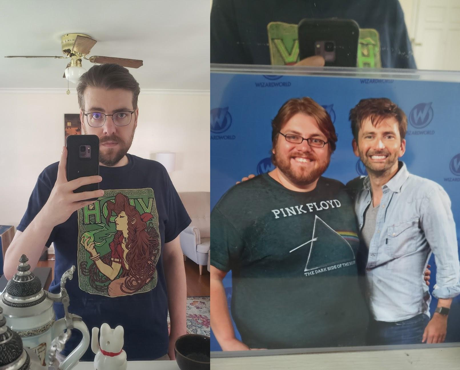 6'1 Male Progress Pics of 148 lbs Weight Loss 375 lbs to 227 lbs