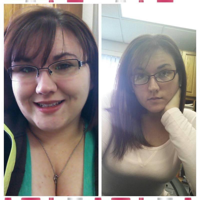 5 feet 6 Female 116 lbs Fat Loss 321 lbs to 205 lbs