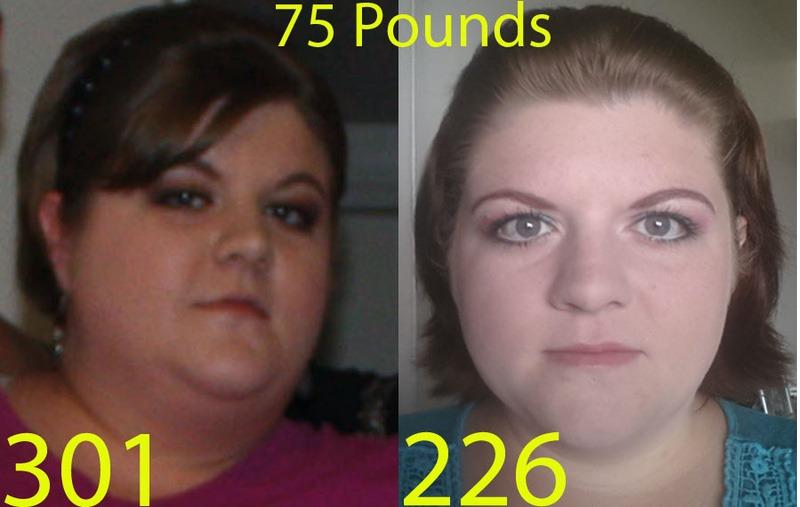 5'6 Female 75 lbs Weight Loss 301 lbs to 226 lbs