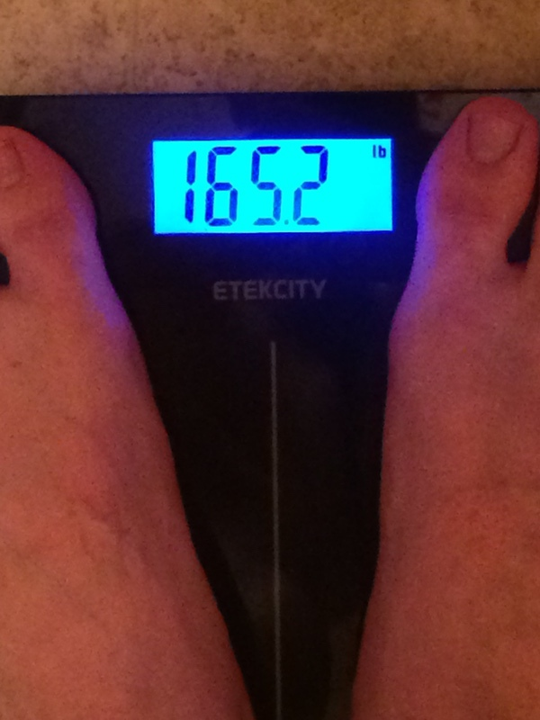 5 Pictures of a 5 foot 11 165 lbs Male Weight Snapshot