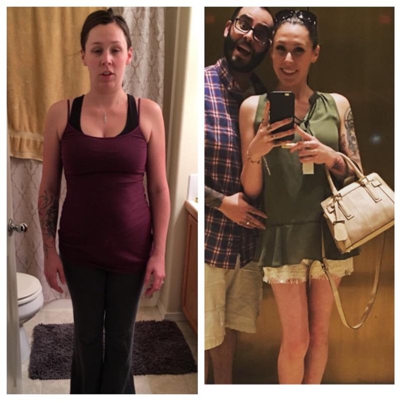 5 feet 3 Female 39 lbs Weight Loss 158 lbs to 119 lbs