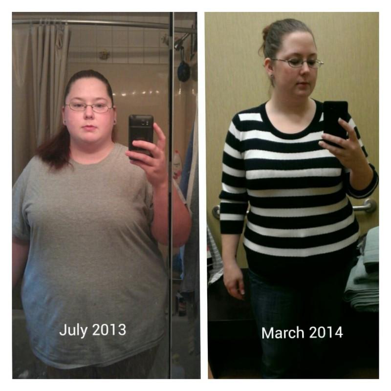 5 feet 7 Female Progress Pics of 77 lbs Weight Loss 315 lbs to 238 lbs