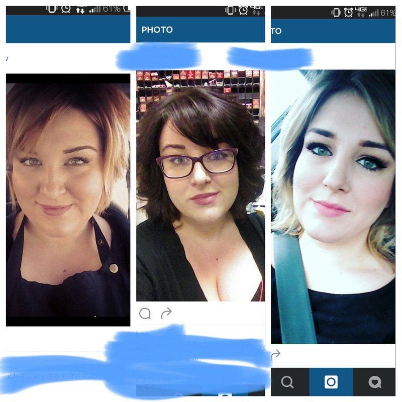 Progress Pics of 20 lbs Fat Loss 5 feet 7 Female 235 lbs to 215 lbs
