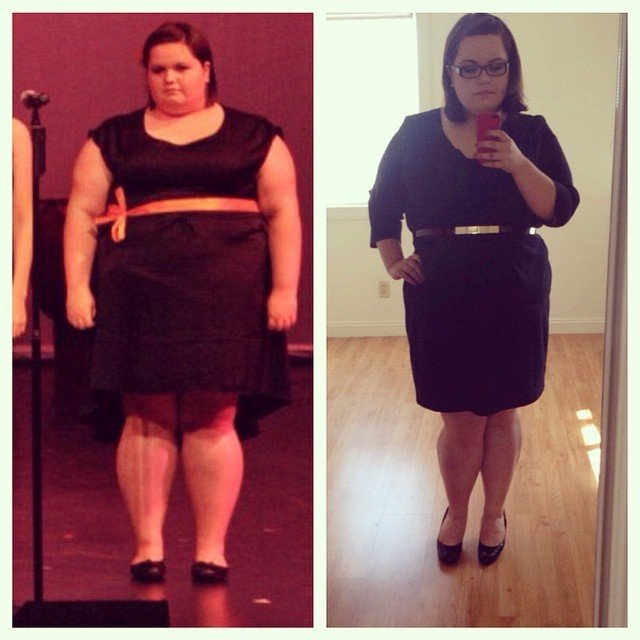 95 lbs Weight Loss Before and After 5 foot 6 Female 350 lbs to 255 lbs