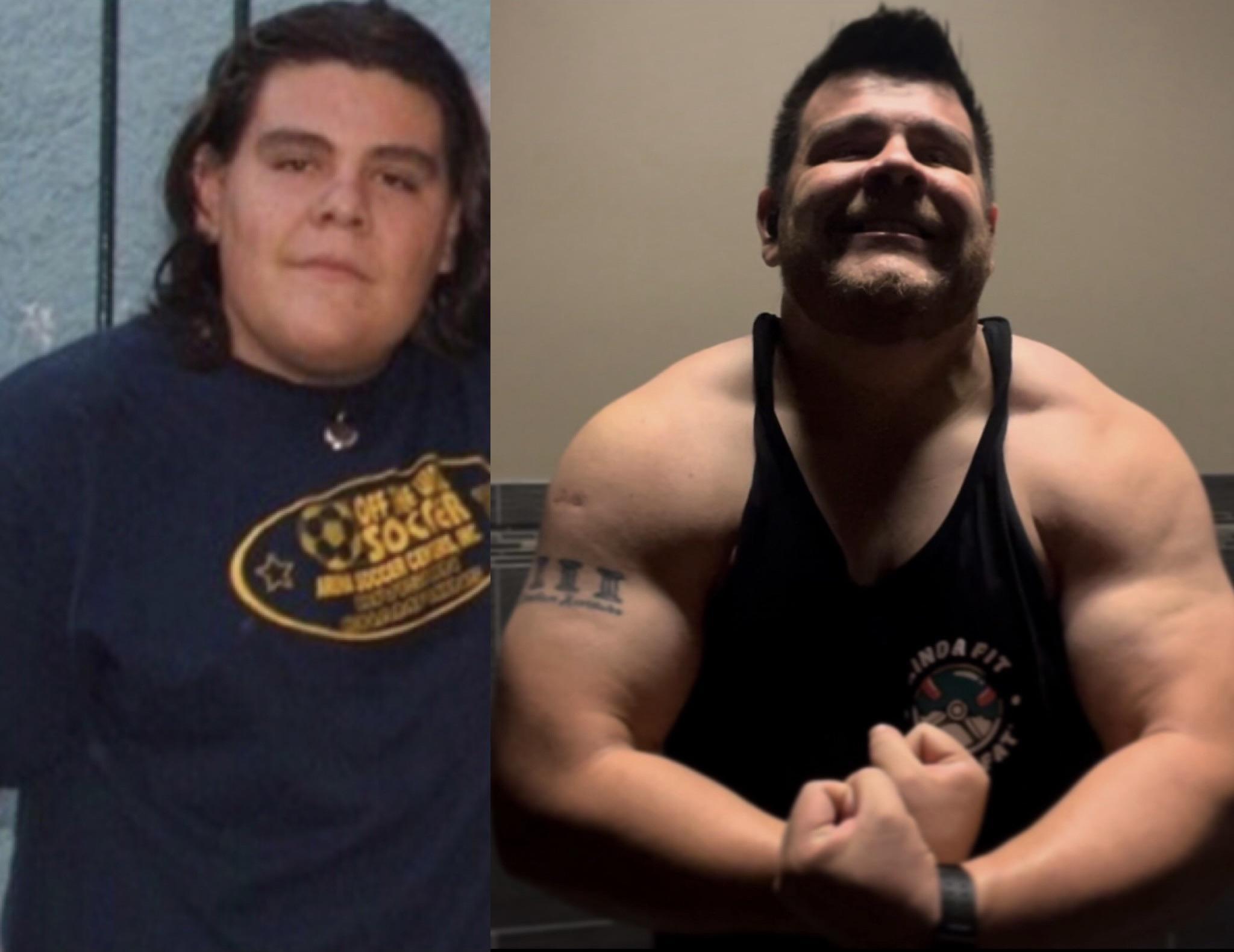 5 foot 9 Male Progress Pics of 150 lbs Fat Loss 400 lbs to 250 lbs