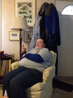 36 lbs Fat Loss 5'4 Female 330 lbs to 294 lbs