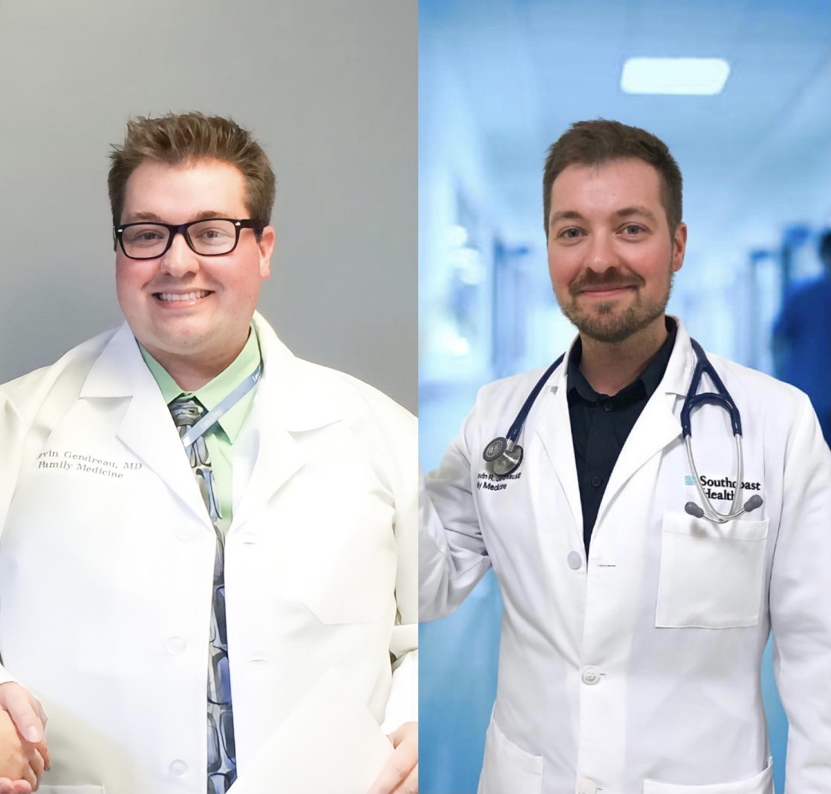 Progress Pics of 125 lbs Fat Loss 5 feet 9 Male 306 lbs to 181 lbs