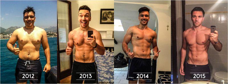 5 feet 9 Male Progress Pics of 34 lbs Weight Loss 214 lbs to 180 lbs