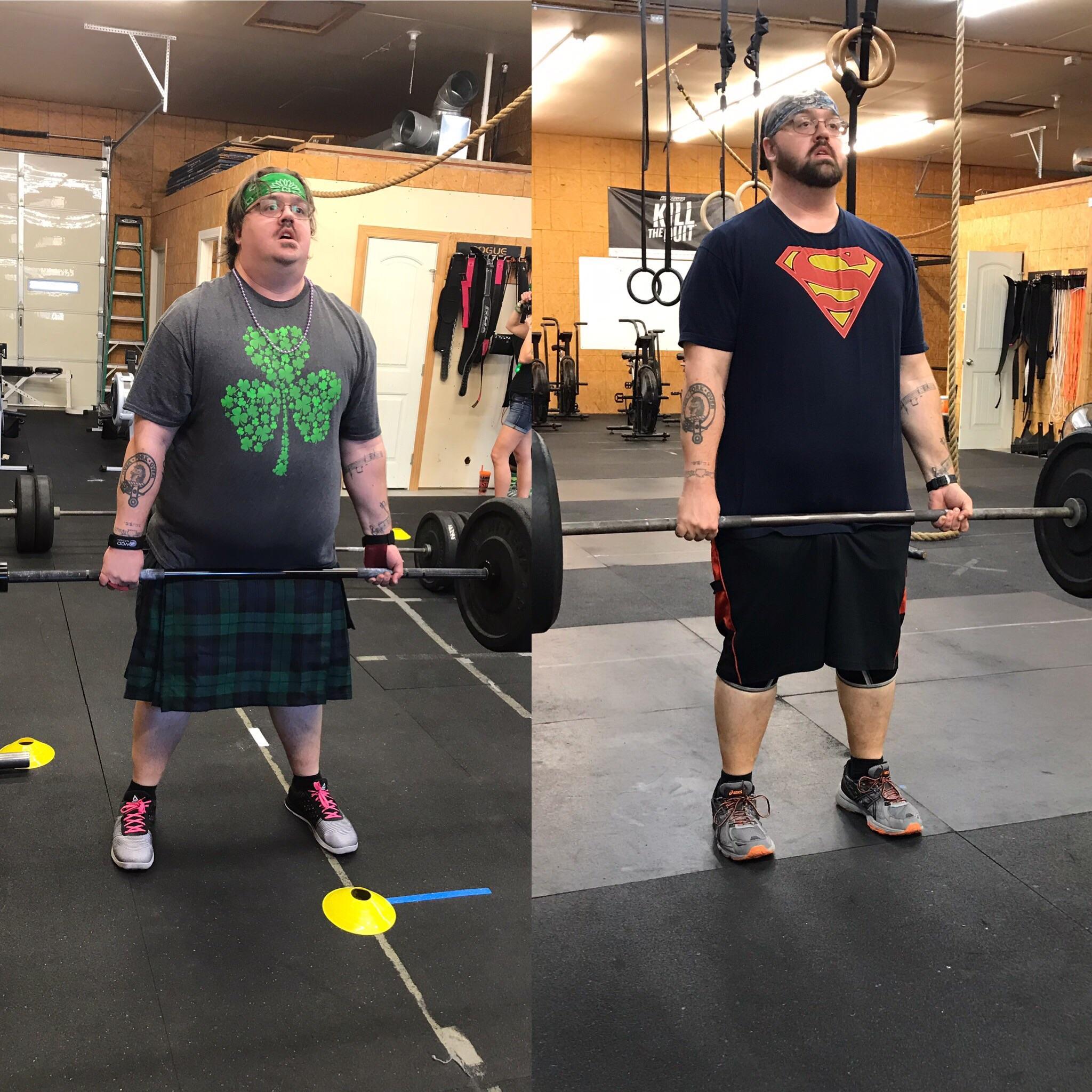 6 foot Male Progress Pics of 75 lbs Fat Loss 393 lbs to 318 lbs
