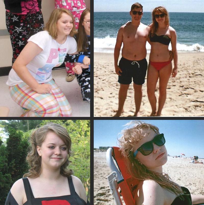5 foot 5 Female Progress Pics of 42 lbs Fat Loss 175 lbs to 133 lbs