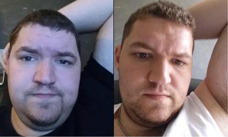 6 feet 3 Male Progress Pics of 47 lbs Weight Loss 324 lbs to 277 lbs