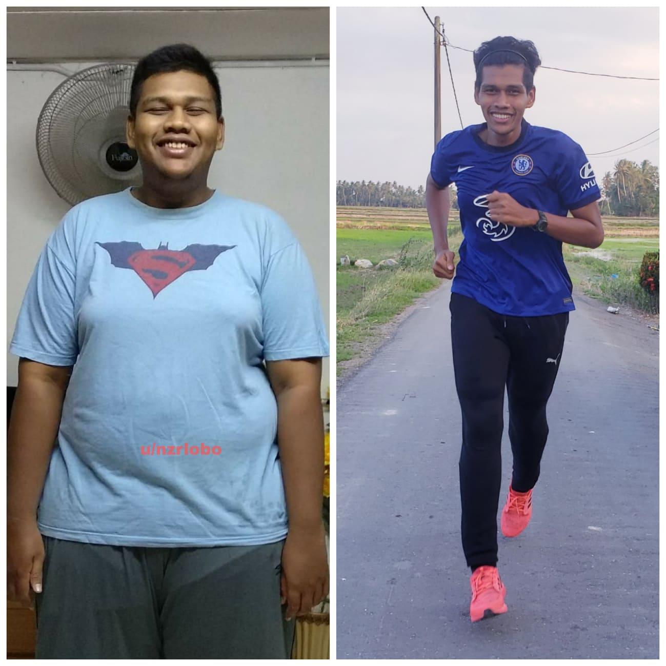 6 foot 3 Male 160 lbs Fat Loss 360 lbs to 200 lbs