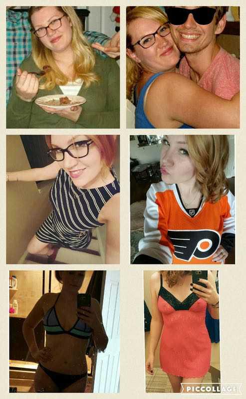 Progress Pics of 30 lbs Fat Loss 5 foot 8 Female 185 lbs to 155 lbs