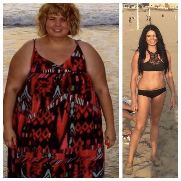 Progress Pics of 171 lbs Fat Loss 5 foot 3 Female 326 lbs to 155 lbs