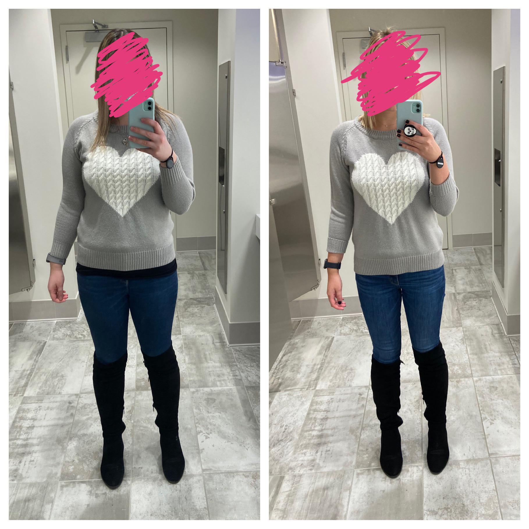 21 lbs Fat Loss 5 foot 7 Female 168 lbs to 147 lbs