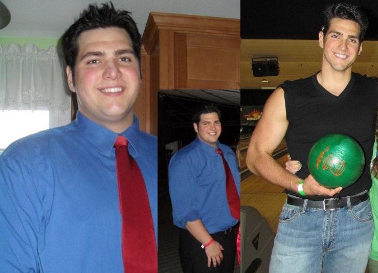 95 lbs Fat Loss 6 feet 4 Male 320 lbs to 225 lbs