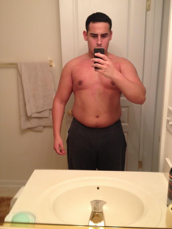 5 foot 7 Male 78 lbs Weight Loss 225 lbs to 147 lbs