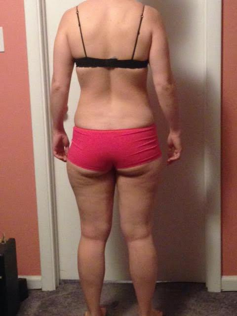3 Photos of a 145 lbs 5 foot 4 Female Weight Snapshot