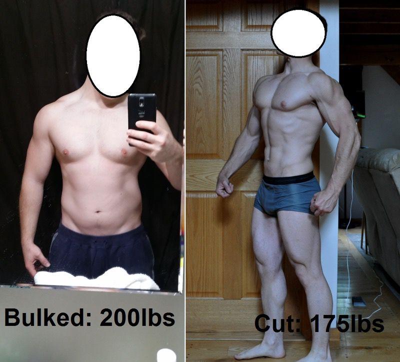 5'9 Male Progress Pics of 25 lbs Weight Loss 200 lbs to 175 lbs