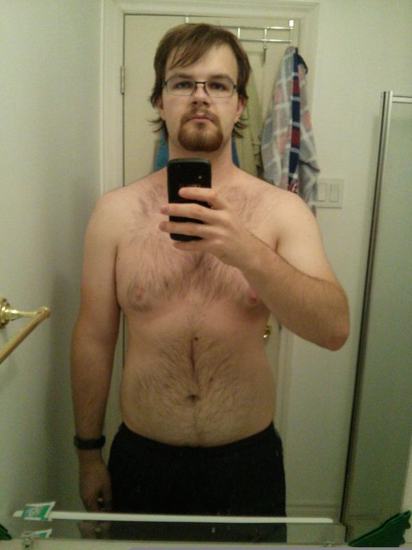 5 foot 10 Male 65 lbs Fat Loss 264 lbs to 199 lbs